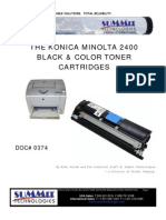 THE KONICA MINOLTA 2400