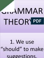 Grammar Theory 4