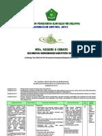 (5.2) Silabus IPA SMP_MTs. Kls VIII Kurikulum 2013