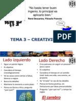 3- Creatividad