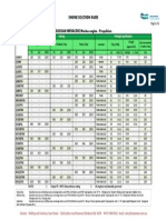 Doosan Marine Selection Guide 091012