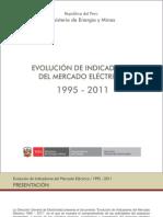 Evoluciones en El Subsector 1995 - 2011