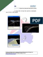 Boletin N2 Creacion de Un Recorrido Virtual Sobre Un Camino