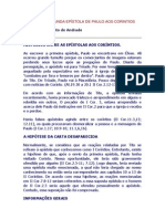 ESTUDO DA SEGUNDA EPÍSTOLA DE PAULO AOS CORINTIOS.docx