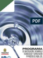 PROGRAMA DE INVESTIGACION DT Y CAPACITACIÓN EN MATERIA DE A