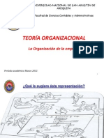Teoría Organizacional - Jach