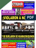 Periodico El Espectador Huamachuco Agosto 2013