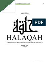 Buku Halaqah