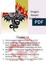 dragon keeper chap 11-20questions without answers