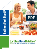Real Dose 30 Day Fat Loss Fast Start