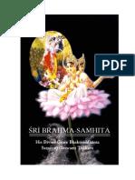 Brahma Samhita Complete
