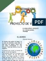 Emprendimiento y Proyecto de Vida