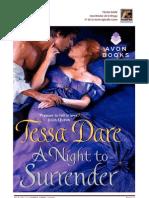 Tessa Dare - Serie Spindle Cove 01 - Una Noche de Entrega