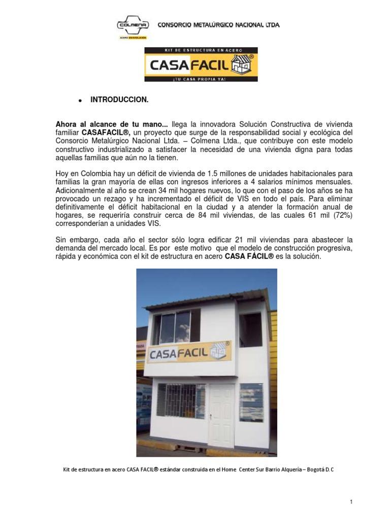 Contemporáneo Unas Casas Con Estructura De Kits Composición - Ideas ...