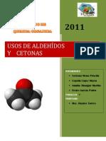 Usos Aldehidos y Cetonas Corregido