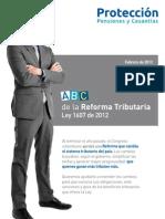 ABC Reforma Tributaria Personals Naturales Febrero 2013 Def