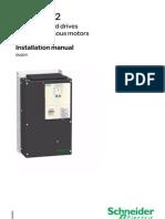 Telemecanique Altivar 16 Manual