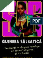 185 - Gerard de Villiers - [SAS] - Guineea Salbatica (1.0)