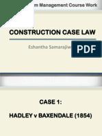 Hadley v Baxendale (1854) - Explained