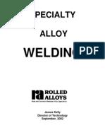Austinitic Weld