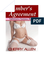 Ambers Agreement Submissive Summer Book 1