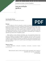 A língua portuguesa em evolução _ os acordos ortográficos