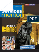 Civil Services Mentor February 2013