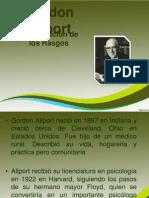 Gordon Allport Rasgos