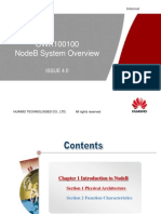 OWK100100 NodeB System Overview(Market) ISSUE4.0