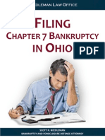 Filing Chapter 7 Bankruptcy in Ohio