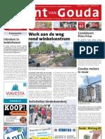 De Krant Van Gouda, 15 Augustus 2013