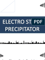 A Study on Electro-Static Precipitator and its Voltage Controller (BAPCON)