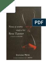 96923070 Stephenie Meyer Noua Si Scurta Viata a Lui Bree Tanner