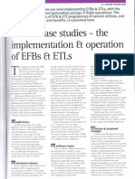 Aircraft Commerce Issue 88 - Implementation & Operation of EBs & ETLs