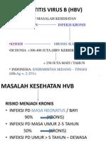 HEPATITIS VIRUS B (HBV).ppt