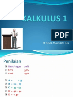 1-Pengantar Kalkulus Pasim
