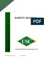 Usc Safety Manual Eng