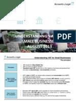 Understanding VAT returns for Small Businesses