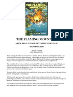 Flaming Mountain - Rick Brant