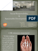 GSK Pharma CSR