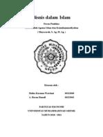 makalah bisnis dalam Islam.doc