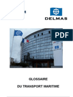 54553611 Glossaire Transport Maritime