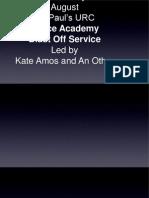 042 Space Academy Pre Service Presentation (Edited)
