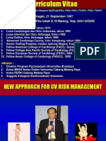 New Approach for CV Risk Management (Prof. DR.dr. Djanggan Sargowo, SpPD,SpJP (K))