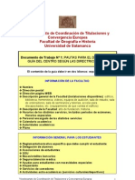 Documento de Trabajo Nº 1, Ficha diseño guía del Centro