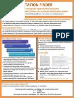 RepubLit Citation_Finder (OAI8 Poster, Geneva 2013)
