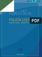 Policia Local Formacion Interculturalidad 2008