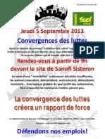 convergence des Luttes à Sisteron