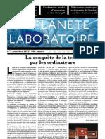 Laboratory Planet 4 Fr