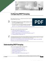 Cat 6500 DHCP Snooping